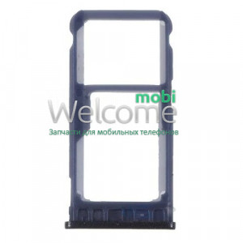 Тримач SIM-карти Nokia 5.1 Plus (TA-1105) blue