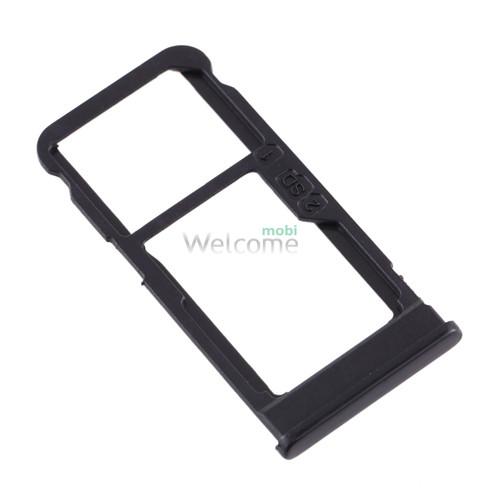 Тримач SIM-карти Nokia 5.1 (TA-1075) black