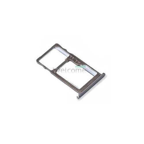Тримач SIM-карти Meizu M3 Note gray