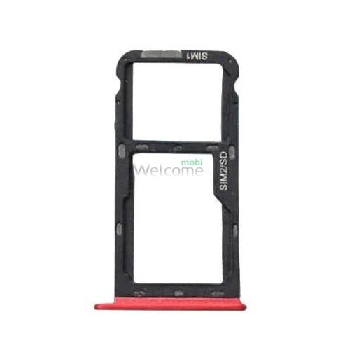 Тримач SIM-карти Meizu M5C red