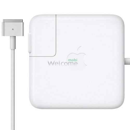 МЗП Apple 85W (MagSafe 2), білий (оригінал)