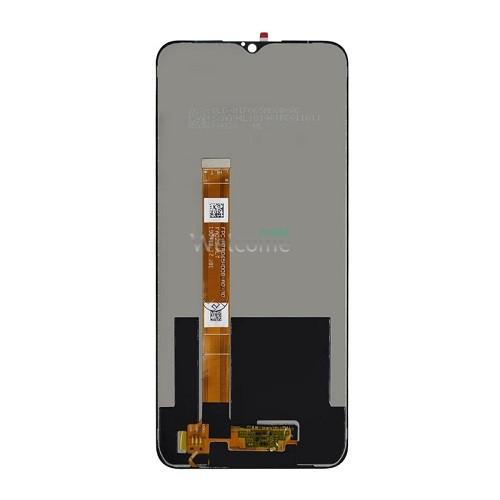 Дисплей Realme 5 (RMX1911)/Realme C3/Oppo A31 2020/A9 2020/A11x with touchscreen black Original PRC