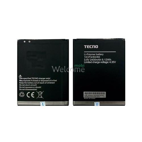 АКБ Tecno F1/F2/F2 LTE (BL-20JT) (AAAA)