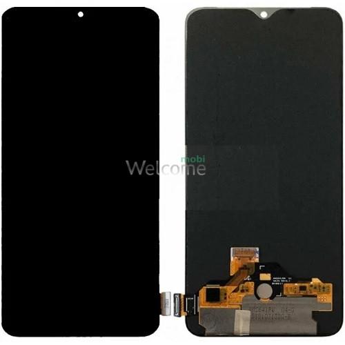 Дисплей OnePlus 7 в зборі з сенсором black Original PRC