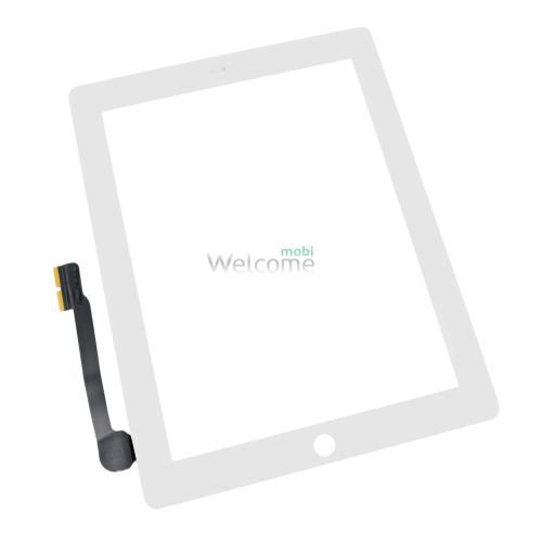 Сенсор iPad 3/iPad 4 white (orig)