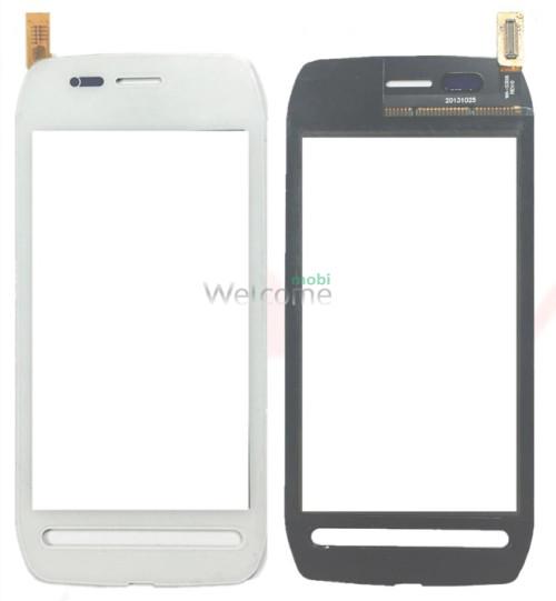 Сенсор Nokia 603 white orig