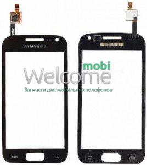 Сенсор Samsung I8160 Galaxy Ace 2 black orig