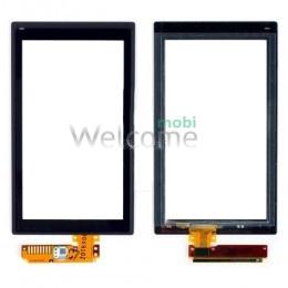 Сенсор Sony Ericsson U10 black orig
