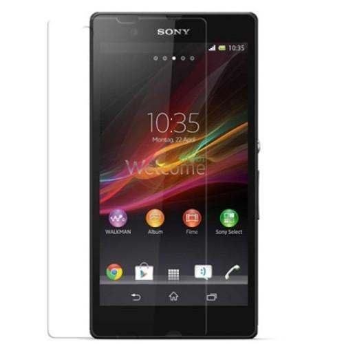Скло Sony C6602/C6603 Xperia Z (0.3 мм, 2.5D, з олеофобним покриттям)