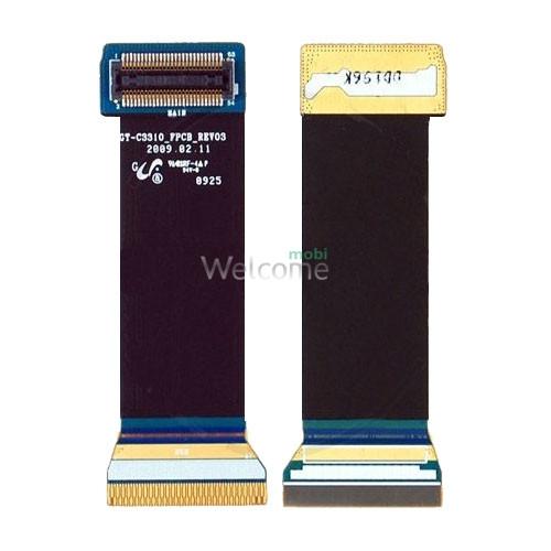 Шлейф Samsung C3310 міжплатний