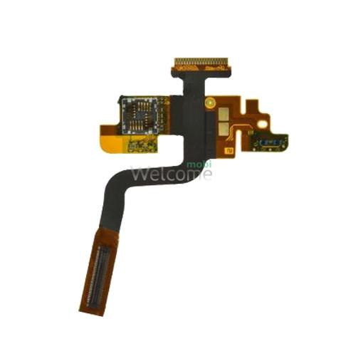 Шлейф Sony Ericsson W380, camera orig