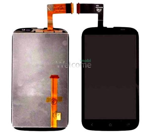 Сенсор HTC T328W Desire V (с дисплеем) high copy