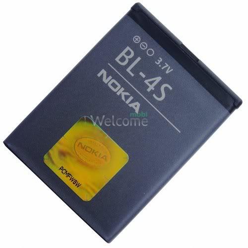 АКБ Nokia BL-4S (AA)