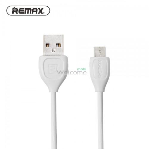 USB кабель Type-C Remax Lesu RC-050a, 1m white