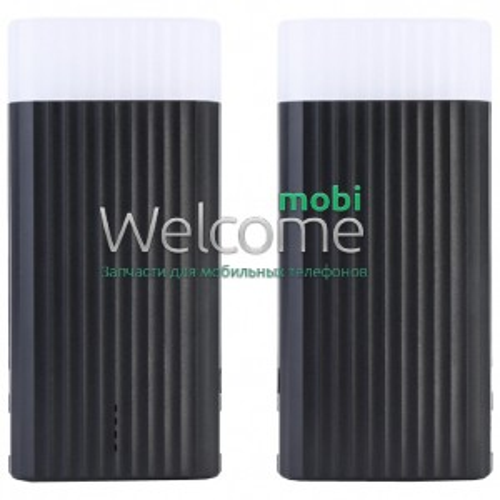 Зовнішній акумулятор (power bank) Proda Ice Cream Remax 10000Ah black
