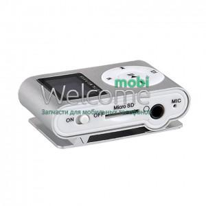 MP3 плеєр + LCD silver