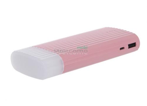 Зовнішній акумулятор (power bank) Proda Ice Cream Remax 10000Ah pink