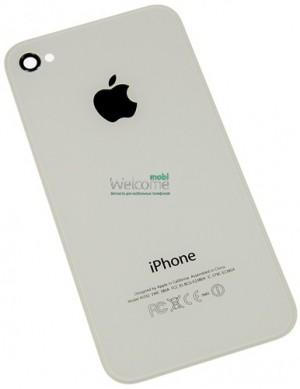 iPhone4G back cover white 8/16/32GB high copy