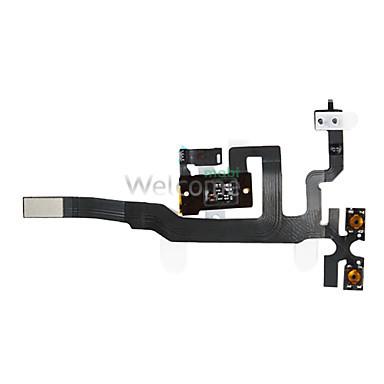 Iphone4S audio flex cable black orig