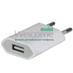 МЗП iPhone 3G/3GS/4G/4GS/5 (1A) 1000mAh плоский orig++