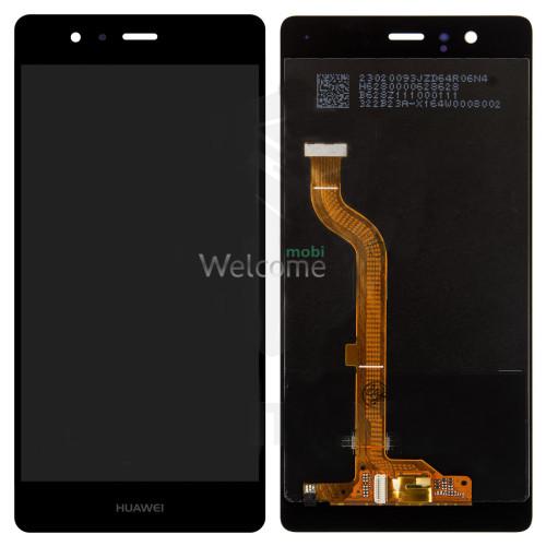 Дисплей Huawei P9 2016 в зборі з сенсором black