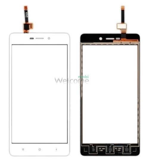 Сенсор Xiaomi Redmi 3/Redmi 3S/Redmi 3X white orig