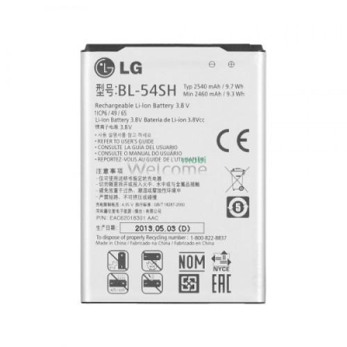 АКБ LG D724 (BL-54SH/BL-54SG)