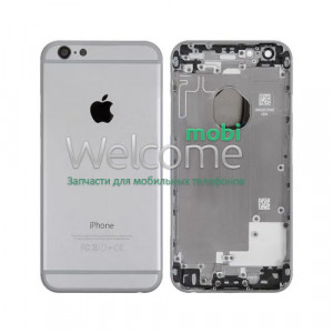iPhone6 back cover silver without imei