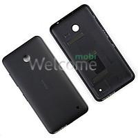 Задня кришка Nokia Lumia 630/635 black
