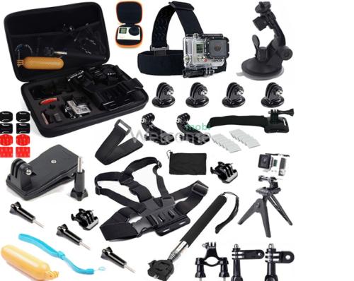 Набір аксесуарів F для GoPro