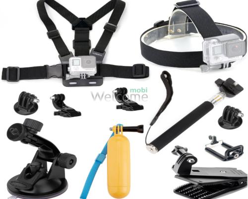 Набір аксесуарів А для GoPro