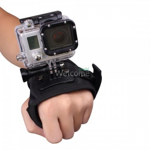 Кріплення-рукавиця 360° для GoPro і смартфонів