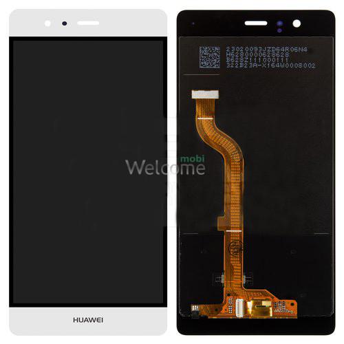 Дисплей Huawei P9 2016 в зборі з сенсором white