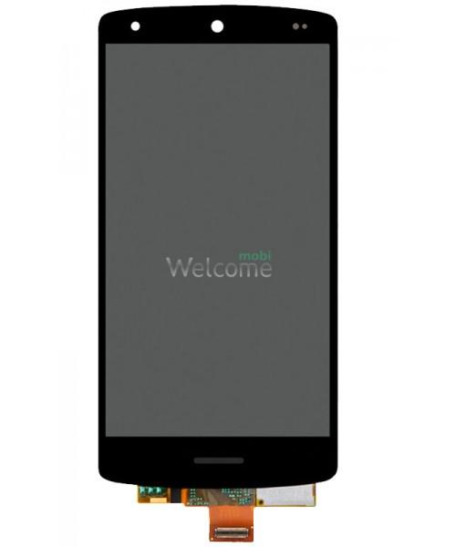 Дисплей LG D820 Nexus 5 Google,D821 black with touchscreen orig (LCD TEST)