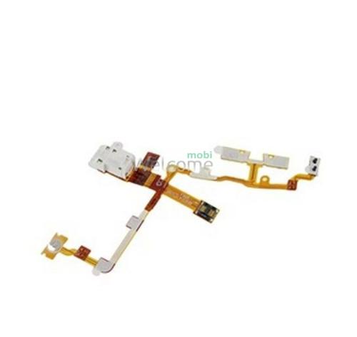 iPhone3GS audio flex cable white high copy