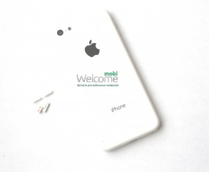 iPhone5C back cover white orig