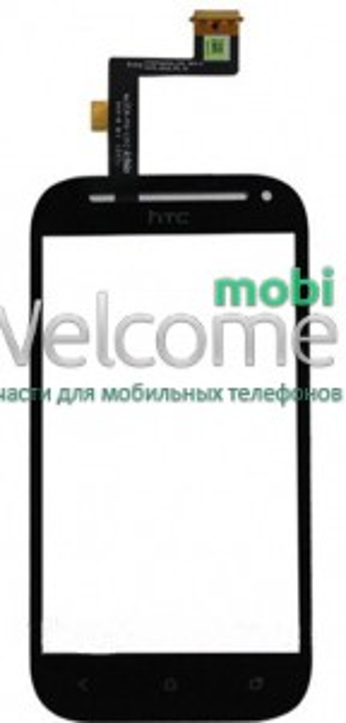 Сенсор HTC T326e Desire SV black orig