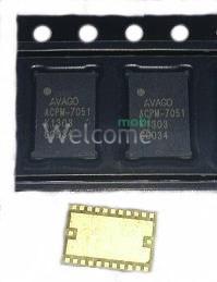 Микросхема усилитель мощности ACPM-7051 Xperia Z L36h,LT36,C6603,C6602,Xaomi M2