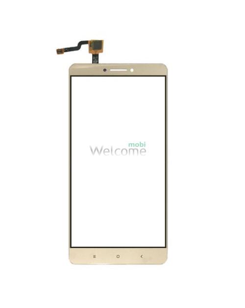 Сенсор Xiaomi Mi Max gold orig