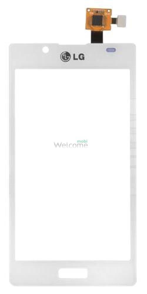 Сенсор LG P705/ P700 Optimus l7 white high copy