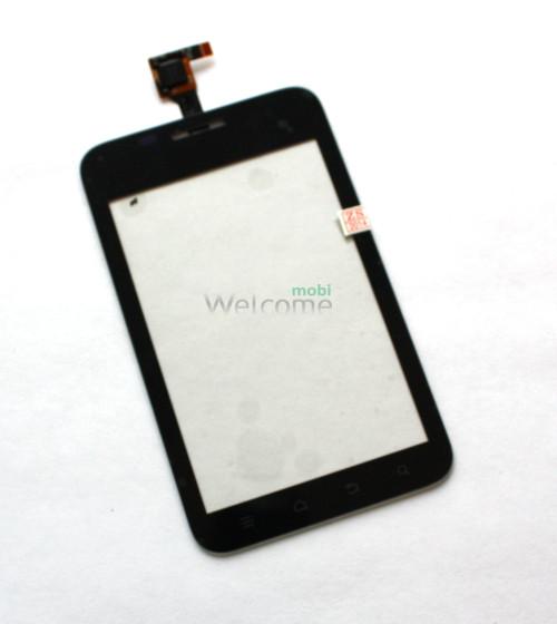 Сенсор ZTE V788d 3G black orig