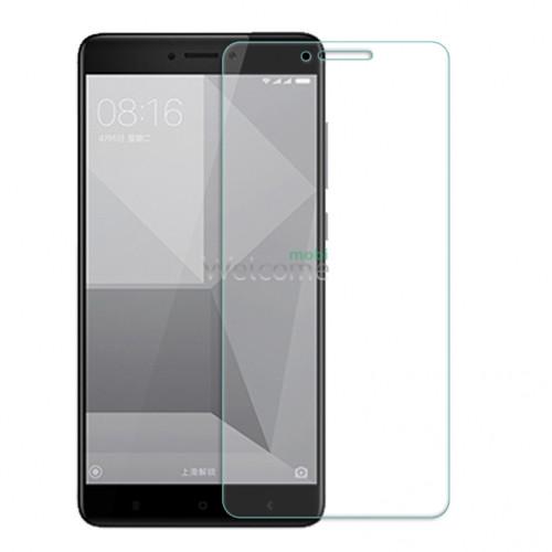 Скло XIAOMI Redmi Note 4X (0.3 мм, 2.5D, с олеофобним покриттям)