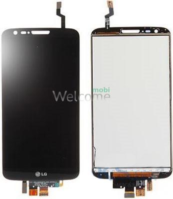 Дисплей LG G2 D802/D805 в зборі з сенсором black