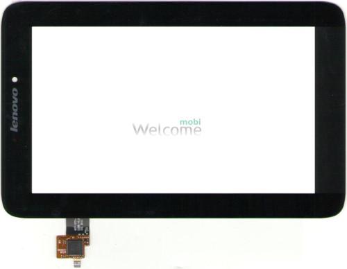 Сенсор к планшету Lenovo A2107,A2207 V5.0 black orig