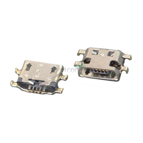Конектор зарядки Meizu M3s/M3/M5/M5s/M5 Note/M3e/M3 Max/M6/M6 Note (5 шт.)