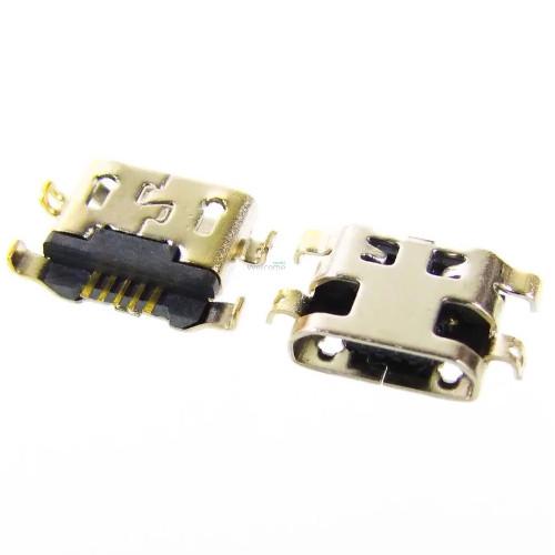 Коннектор зарядки Meizu M2,M2 mini,M1 (5 шт.)
