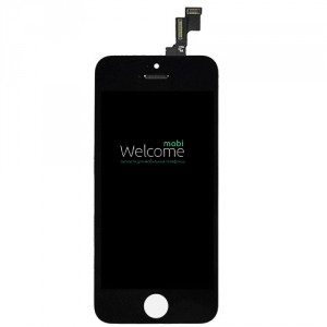 iPhone5S LCD+touchscreen black high copy (TEST)