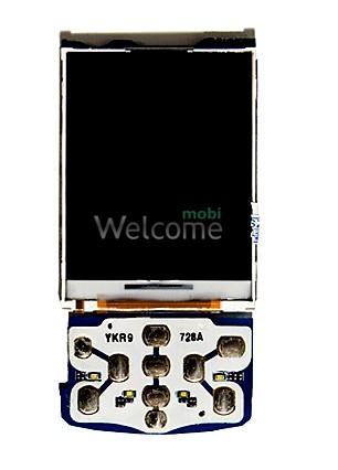 Дисплей Samsung E250d orig