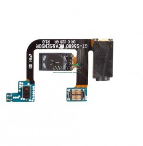 Динамик Samsung S5660 with flat cable orig