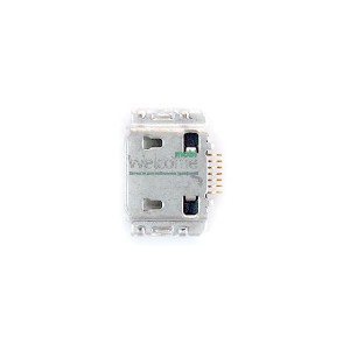 Конектор зарядки Samsung S8300/N7000/S5830/S5620/S3370/C3530/B7722/S8000 orig (5 шт.)
